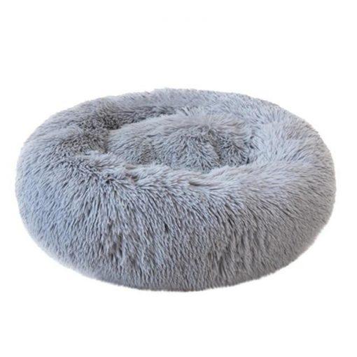 Relax kutyaágy - Világos szürke, 60cm